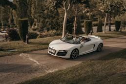 coche de lujo bodas